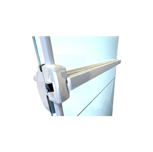 Soportes para barrales antipánico para cristal templado Touch T370
