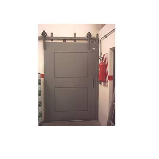 Puerta cortafuego - PORTONES CORTAFUEGO – Homologados INTI