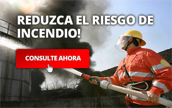 Recomendaciones para la protección contra incendio